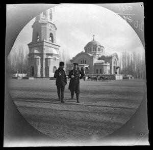 22 ноября. Русский собор в Ташкенте. В нем находится могила генерала Кауфмана