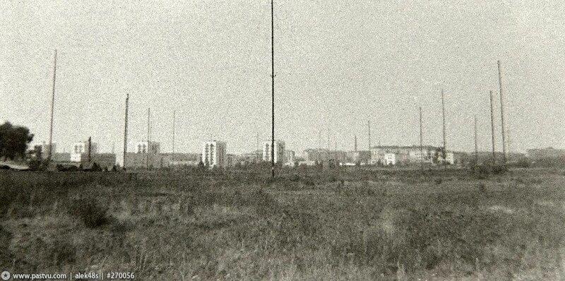 Ходынское радиополе 1963 год.jpg