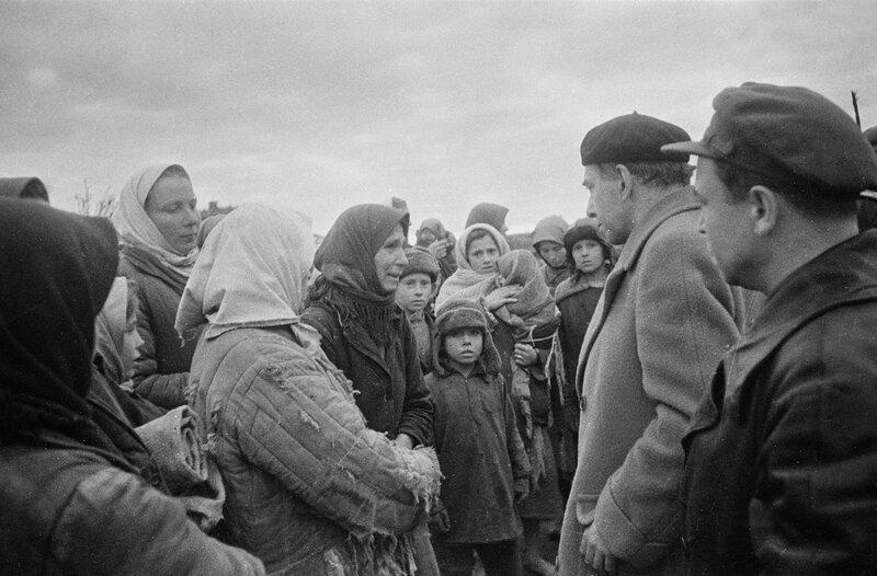 Илья Эренбург, Эренбург убей немца, Эренбург публицистика, зверства фашистов над мирным населением, фашизм и женщина