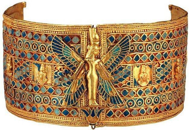 10 BC-0 AD - Bracelet from the treasures of Amanishaketo.jpg
