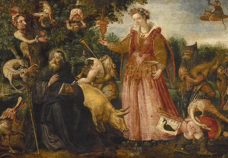 Circle_of_Maerten_de_Vos_-_The_Temptation_of_St_Anthony_Abbot ок. 1580-1600.jpg