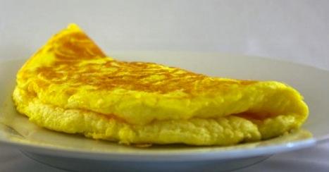 Как по-новому яйца приготовить