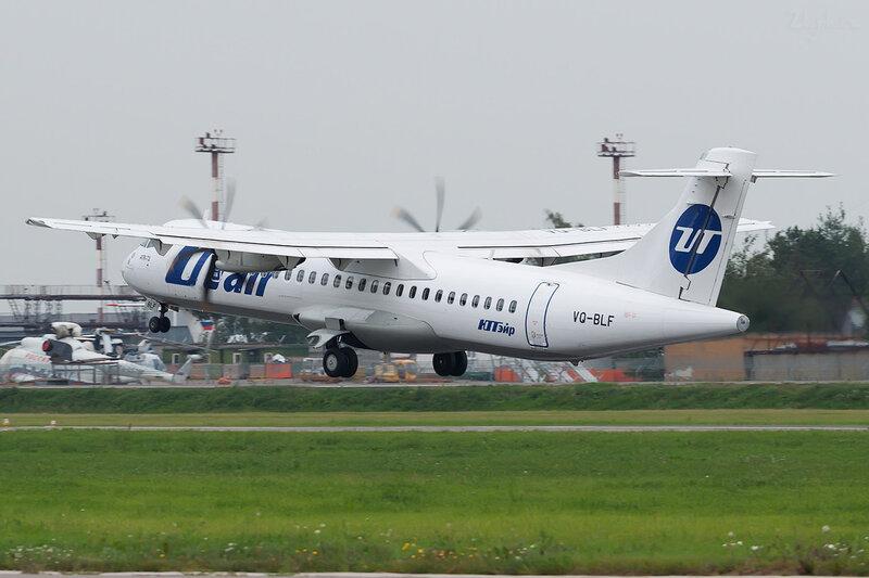 ATR 72-212A (VQ-BLF) ЮТэйр DSC1756