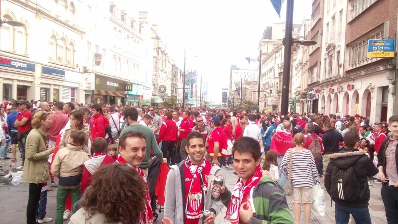 Кардифф и matchday. Взгляд на Суперкубок за пределами стадиона - изображение 9
