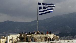 Еврогруппа отказала Греции в новых займах