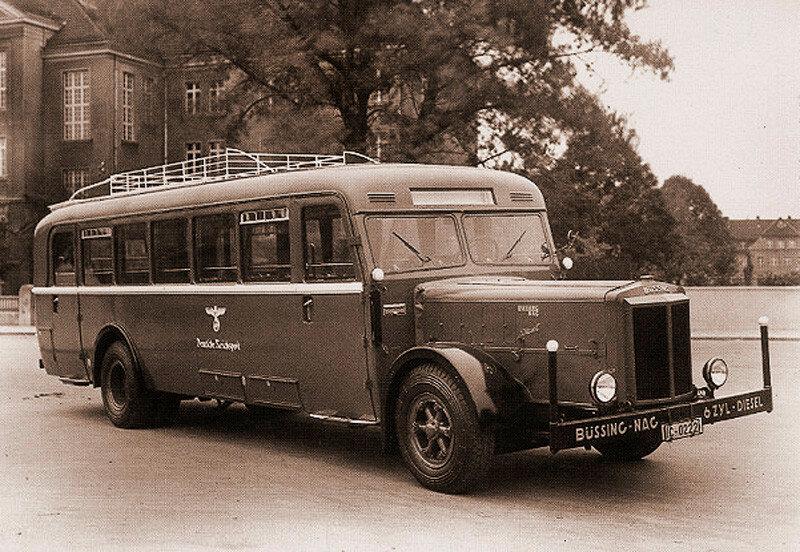 Автобус продемонстрированный на Восточно - Прусской выставке в 1936 году.jpg