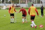 Спартак готовится к матчу с Ростовом
