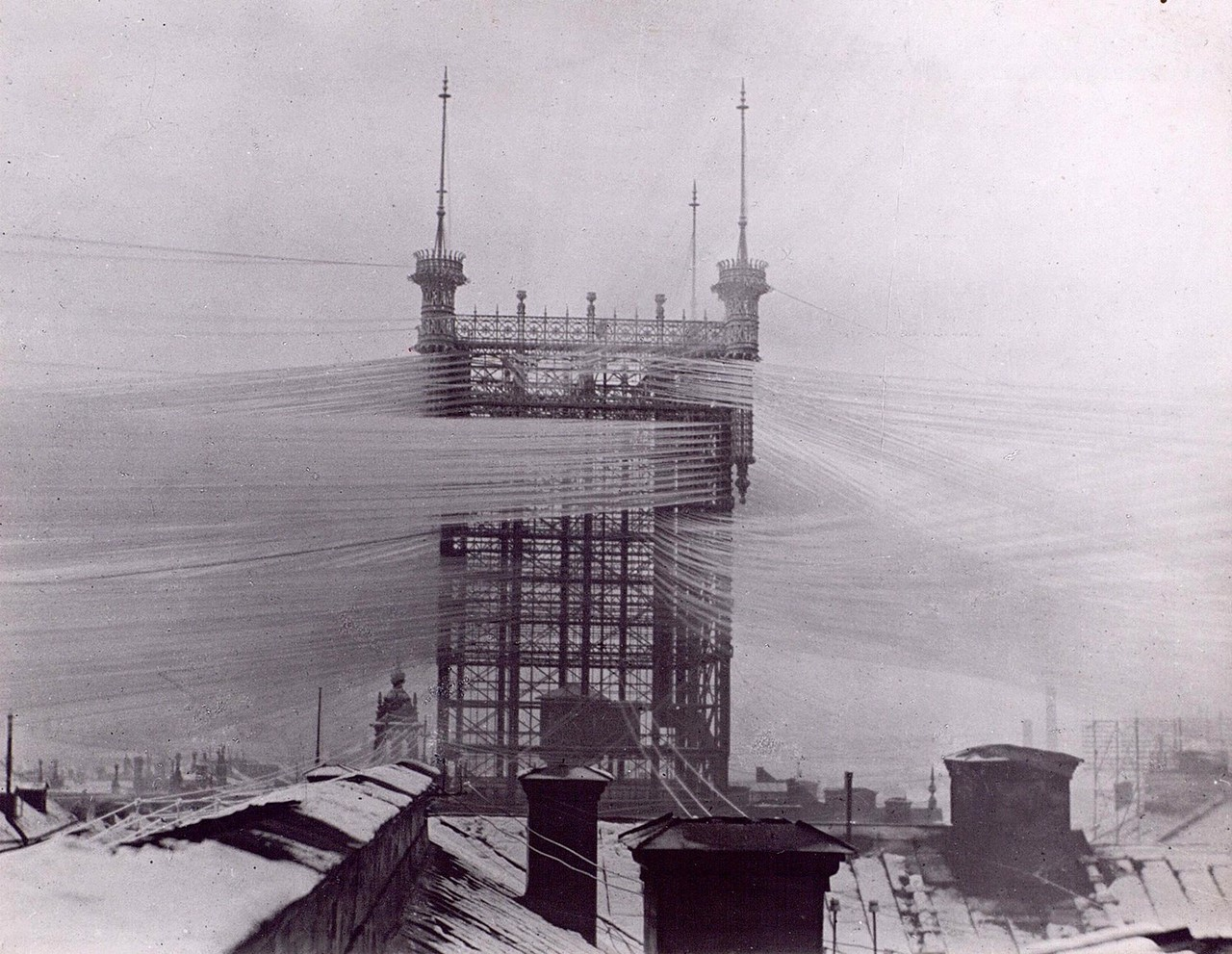 Телефонный бум в Стокгольме XIX-го века Технологии