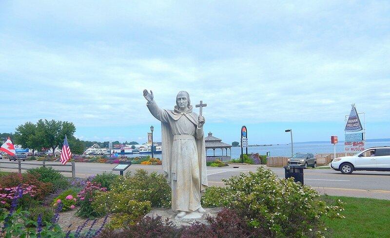St. Ignace.