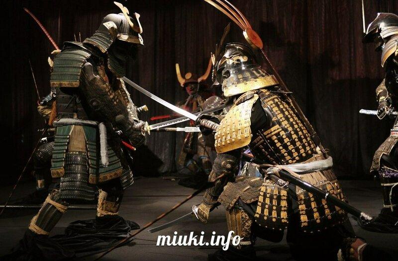 Воины мира. Самураи (видео)