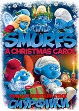 Смурфики. Рождественнский гимн / The Smurfs A Christmas Carol (2011/DVDRip)