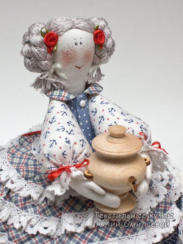 Куклы своими руками на чайники 59