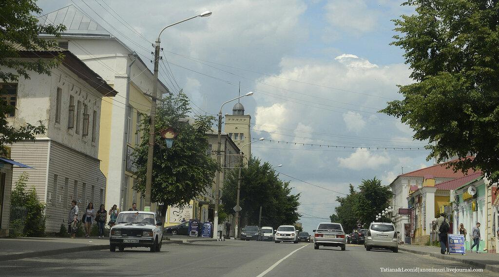 Клинцы. Злынка. Брянская область. Россия