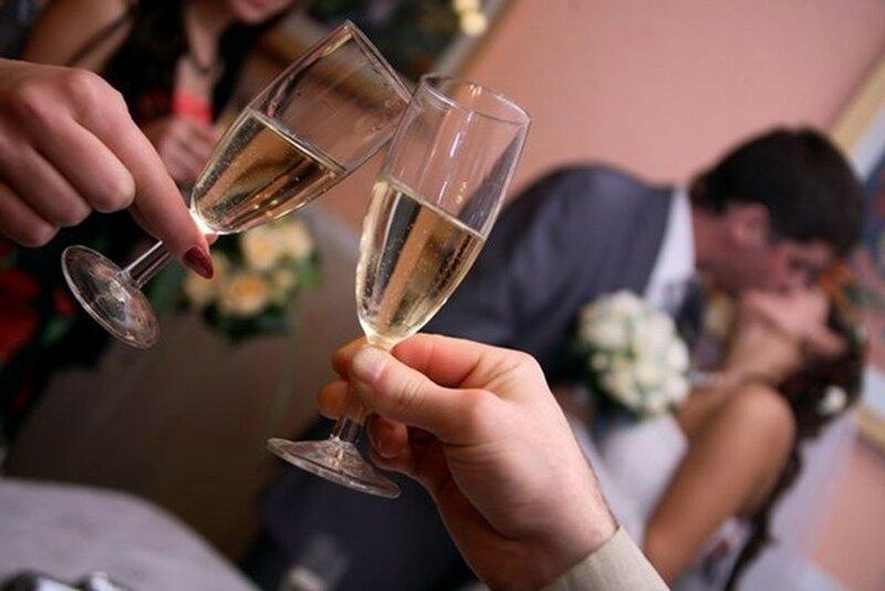 Поздравление на свадьбе от гостей 721