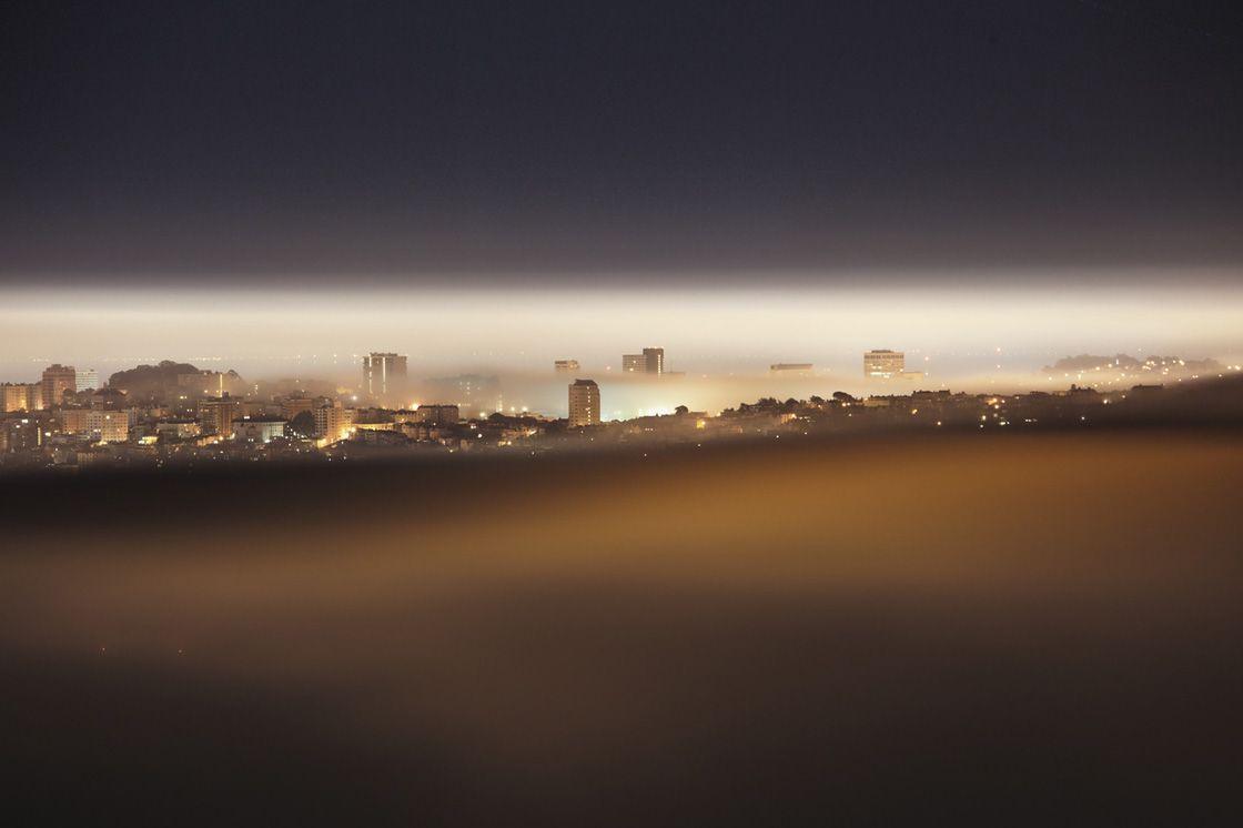 Туман Сан-Франциско