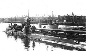 Подводная лодка Почтовый