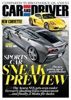 Журнал Car and Driver №3 (март), 2013 / US