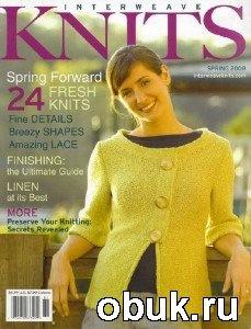 Журнал Interweave Knits №1-6 2008