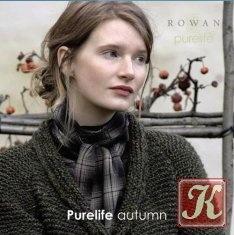 Книга Rowan Purelife Autumn, 2010