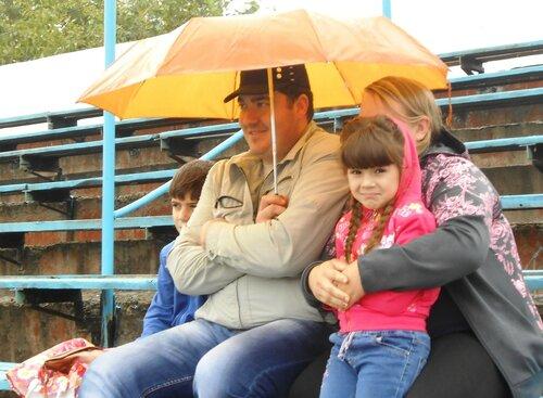 ГТО фестиваль в Куйбышеве