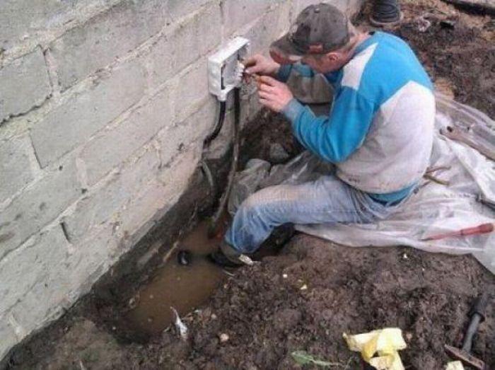 О технике безопасности