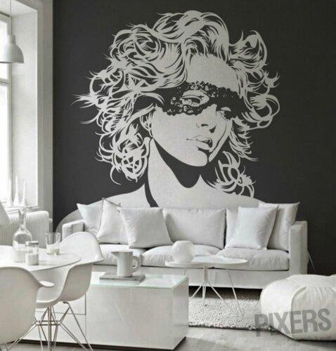 Фрески на стены