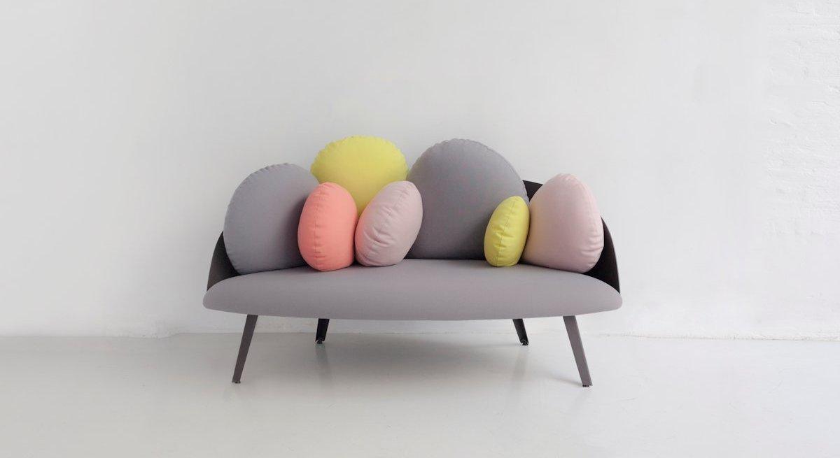 Мебель Petite Friture, Constance Guisset, дизайнер Constance Guisset, софа Nubilo, дизайнерская мебель, эксклюзивная мебель фото