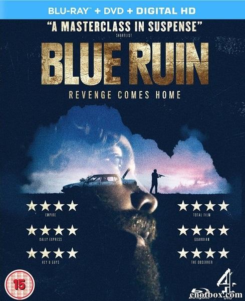 Катастрофа / Blue Ruin (2013/BDRip/HDRip)