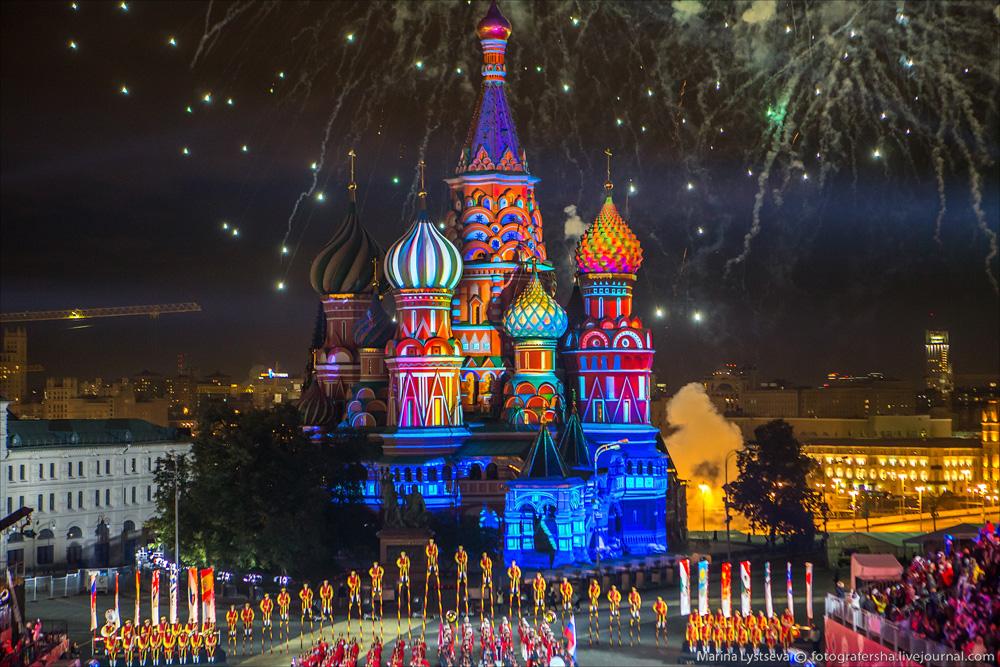 Спасская башня-2015