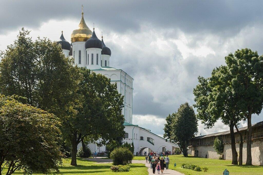 Троицкий собор, Псковский Кром