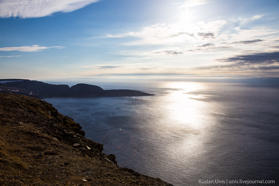 Путешествие на автомобиле в Норвегию