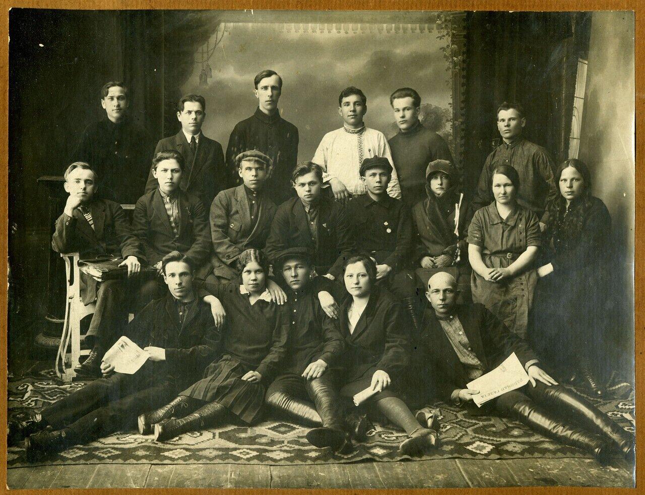 1920-е годы. Владимирская губерния