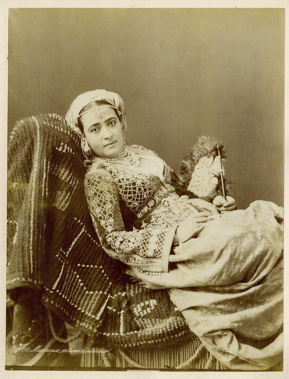 1880. Мавританка.