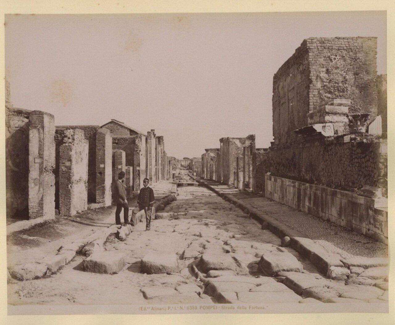 1880. Дорога Фортуны