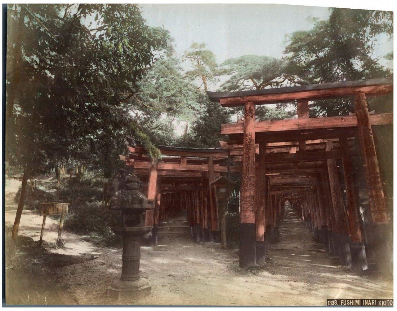 Киото. Фусими Инари