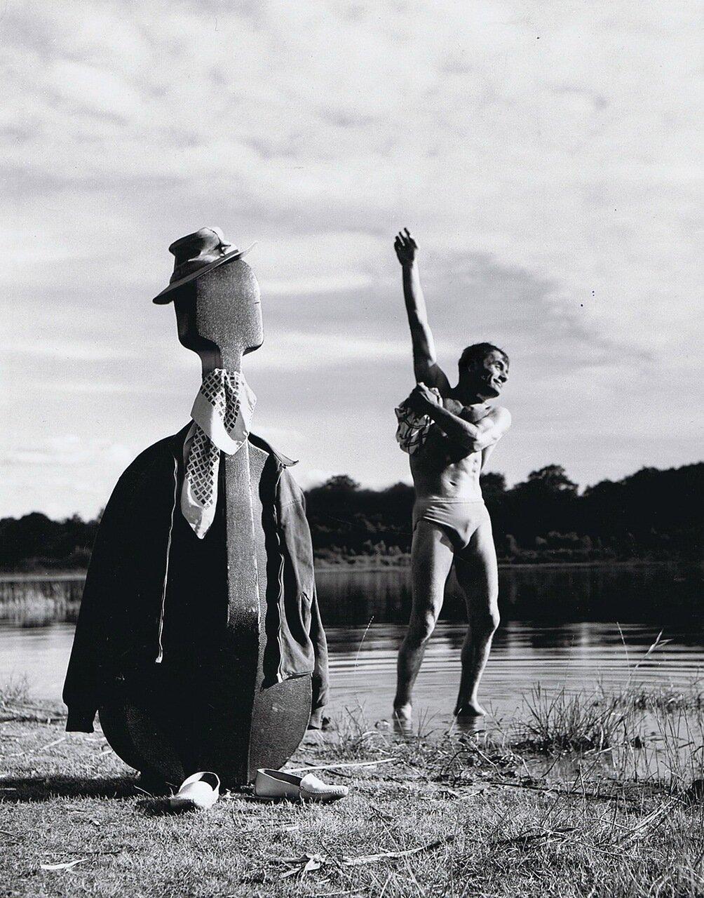 1950. Морис Буке и его виолончель