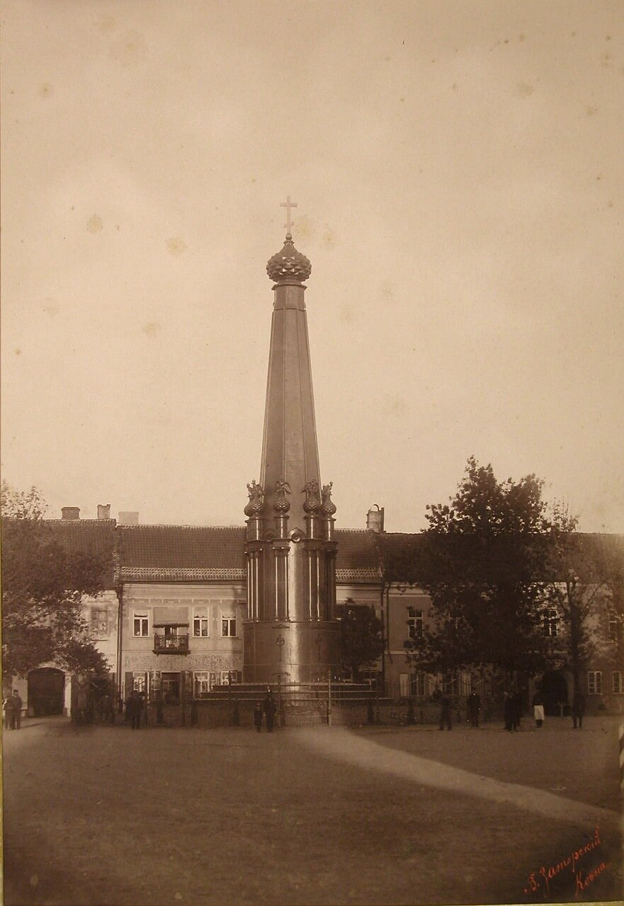 04. Вид памятника героям Отечественной войны 1812 года