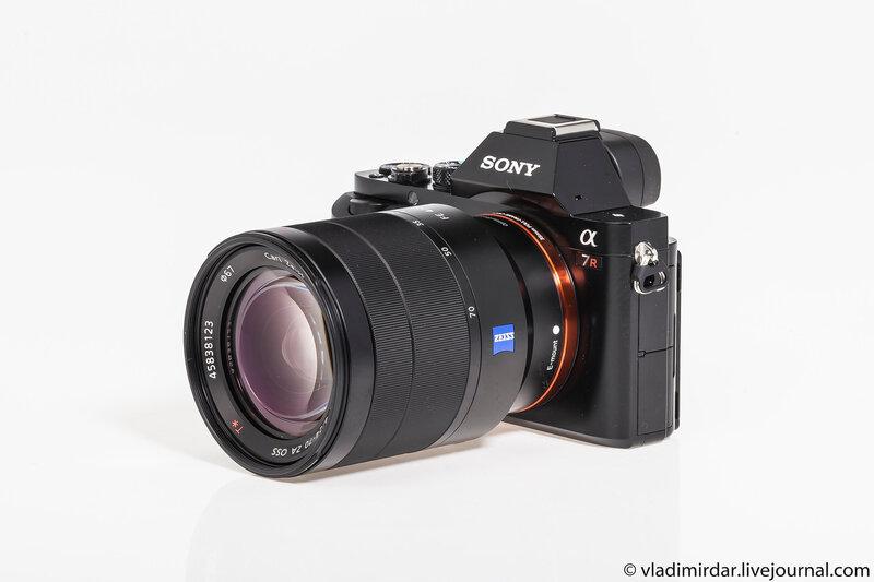 Фотокамера Sony Alpha A7R