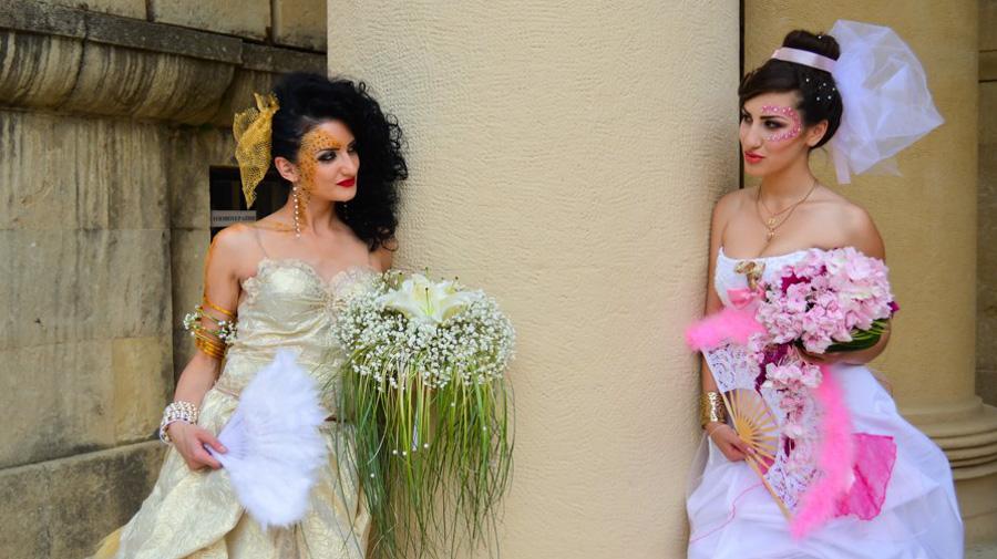 Развращение невест