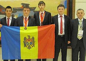 На международной олимпиаде по химии у Молдовы бронза