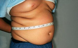 Избыточный вес в молодом возрасте развивает слабоумие