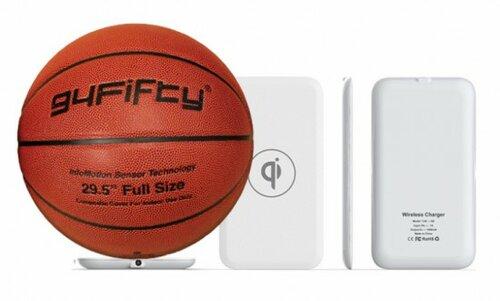 Мяч определит твой уровень игры в баскетбол