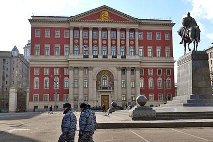 В северной стороне Мневниковской поймы выстроят парламентский центр