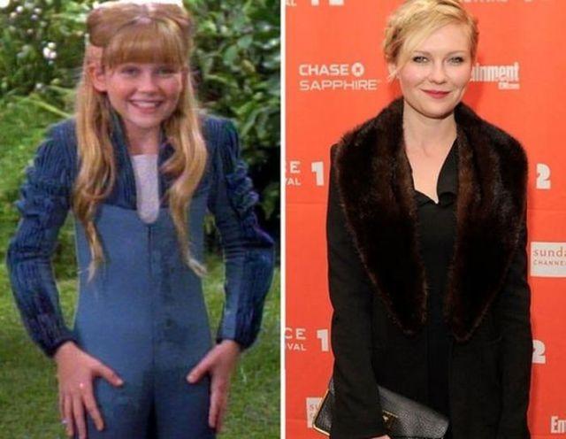 Популярные дети-звёзды: тогда и сейчас