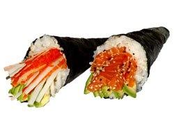 в чем разница между суши и роллом
