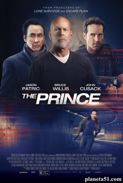 Принц / The Prince (2014/WEB-DL/WEB-DLRip/Обновлен)