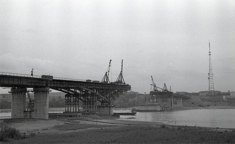 Фрумгарц МИ Строительство моста через р. Иртыш у Телецентра 1969-76 2.jpg