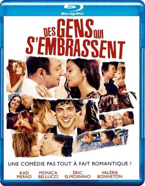 Любовь в квадрате / Des gens qui s'embrassent (2013) BDRip 1080p/720p + HDRip