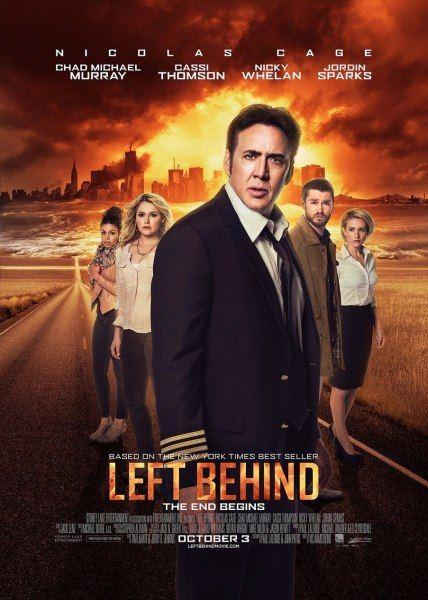 ����������� / Left Behind (2014/HDTVRip720p) �������� ������