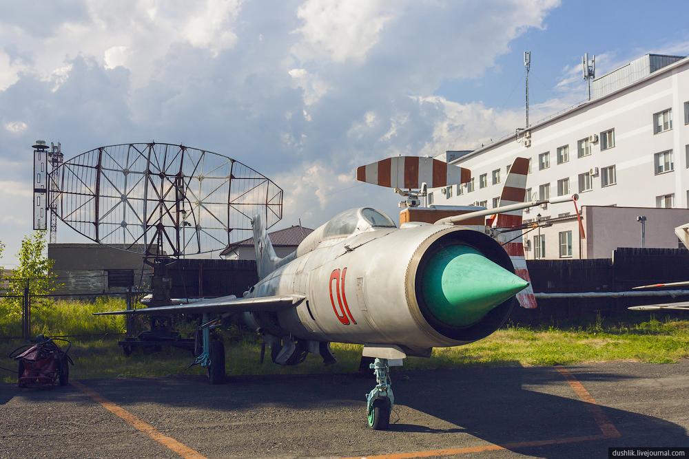 Авиационный музей в Кургане